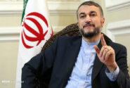 ایران آماده تعامل بامنطقه است/آمریکا ارزشی برای حقوق بشرقائل نیست
