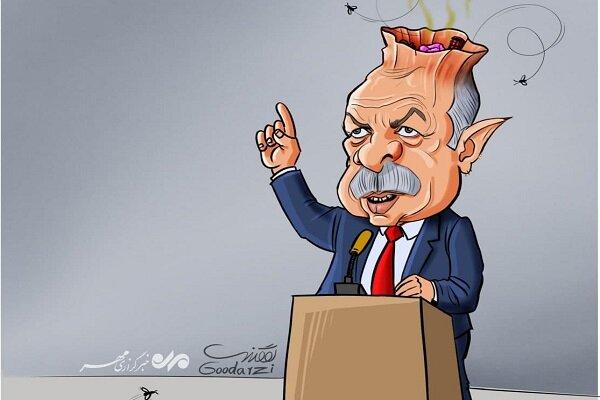 برای سخنان اخیر اردوغان