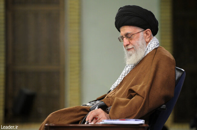 پیام تسلیت رهبر انقلاب به سید حسن نصرالله