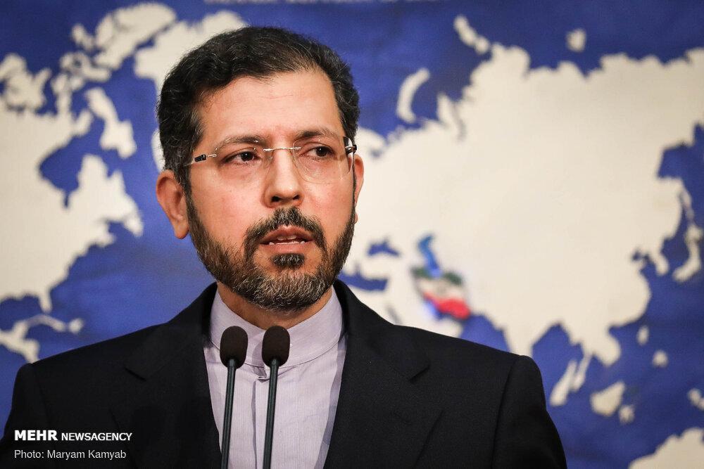 ایران در مسیر مبارزه با تروریسم در کنار دولت سوریه است