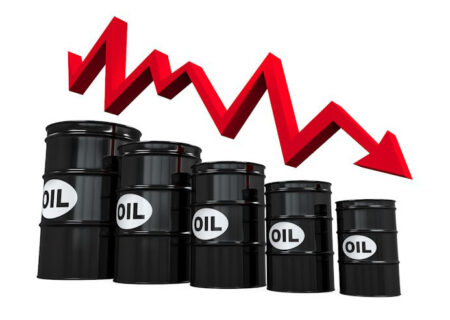 سقوط ۷ درصدی قیمت نفت خام / برنت ۶۳ دلاری شد