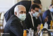 ظریف با وزیر خارجه ترکیه دیدار کرد