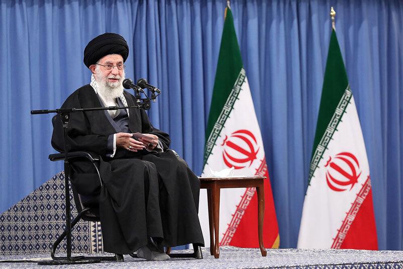 پیام رهبر انقلاب به گروه های جهادی