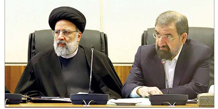 محسن رضایی: حماسه حضور را به منتخب ملت، آیتالله رئیسی تبریک میگویم