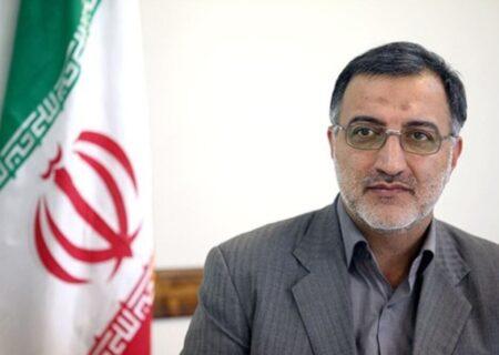 زاکانی انصرافش را به وزارت کشور اعلام کرد