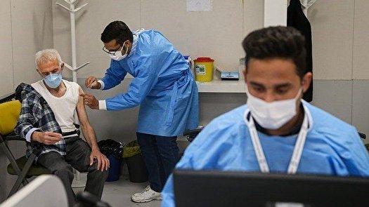 توقف واکسیناسیون کرونا در کشور صحت ندارد